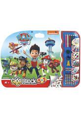 Bloc à Dessin Géant Pat'Patrouille Cefa Toys 21806