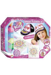 Color Bling Set Urban Fashion Cefa Toys 21782