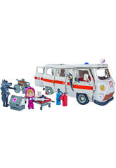 L'Ambulanza di Masha e Orso