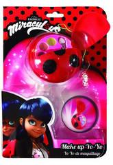 Ladybug Yoyó Maquillaje Simba 9413096