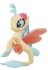 My Little Pony Poney Sirènes Yeux de Cristal Hasbro C0683EU4