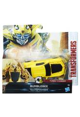 Trasformatori 5 Step Di Turbo Rangers