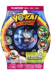 Yokai Watch Envelope Surpresa Medalha Yo - motion Hasbro B7497