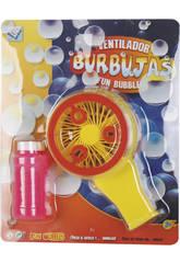 Ventilador Burbujas