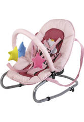 Transat Cuore Baby Ours Rose