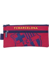 Astuccio portatutto Doppio F.C. Barcelona Ufficiale
