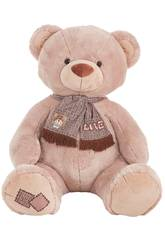 Peluche Ours Milu 70 cm Llopis