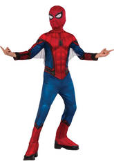 Costume bimbo Spiderman HC Classic L