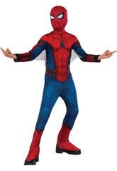 Déguisement Garçon Spiderman HC Deluxe T-L
