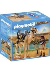 Playmobil History Guerriero egizio con cammello