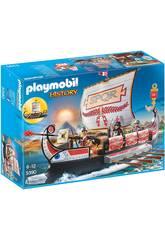 Playmobil History Galea romana con rostro