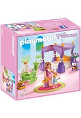 Playmobil Dormitorio de Princesas con Cuna