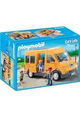 Playmobil Autobús Escolar 6866