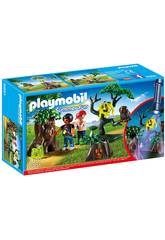 Playmobil Nachtwanderung