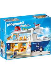 Playmobil Family Fun Nave da Crociera