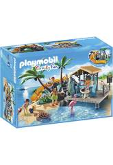 Playmobil Isla Resort 6979