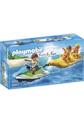 Playmobil Moto de Agua con Banana 6980