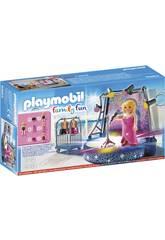 Playmobil Cantante con Escenario 6983