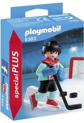 Playmobil Jogador de Hockey Sobre Gelo 5383