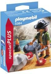 Playmobil Buscador de Gemas 5384
