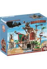 Playmobil Como Entrenar a Tu Dragón Mema 9243