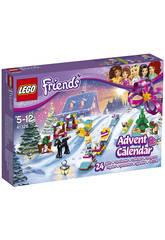 Lego Friends Le Calendrier de l'Avent 41326