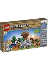 Lego Minecraft La Boîte de Construction 2.0 Lego 21135