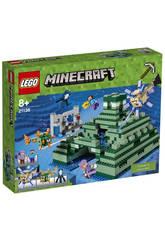 Lego Minecraft Monumento oceanico 21136