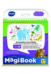 Animales Incríibles Magi Book Vtech 481022