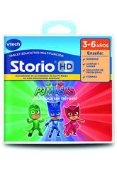 Storio Pj Masks Vtech Videojuego Educativo 271122