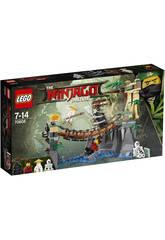 Lego Ninjago Le Pont de la Jungle
