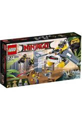 Lego Ninjago Bomber Manta Ray