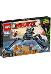 Lego Ninjago Idropattinatore
