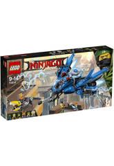 Lego Ninjago Jet supersonique de Foudre
