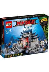 Lego Ninjago Le Temple de l'Arme Ultime Suprême