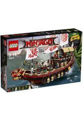 Lego Ninjago Le QG des Ninjas