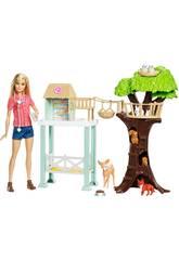 Barbie Veterinaria y Su Granja Mattel FCP78