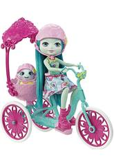 Enchantimals Bici De Paseo 15X15X6cm Mattel FCC65