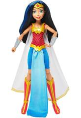 Poupée Gala Intergalactique Wonder Woman 30 cm DC Super Hero Girls Mattel FCD32