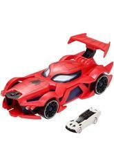 Hot Wheels Voiture Lanceur de Spiderman  Mattel FGL45