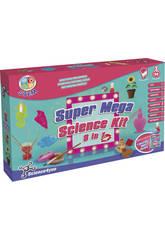 Super Mega Kit de Sciences Fille Science4you 60528