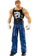 WWE Figura Tought Talkers 15 cm. Mattel DXG74
