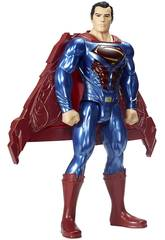 Figura Superman 30 cm. Luces y Sonidos