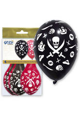 Ballons Gonflables Gold Pirates Globolandia