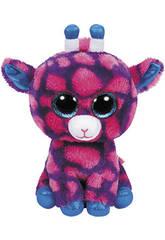 Plüschtier Giraffe Rosa 15 Cm Ty