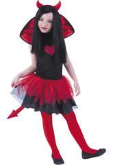 Disfraz Diablesa Tutuween T-M Rubies S8412-M