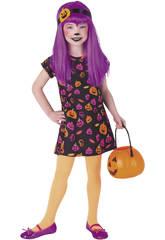Costume Zucca Candy M