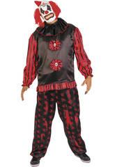 Kostüm Erwachsene Dunkler Clown Rubies S8359