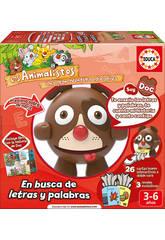 Educativo Electronico Animalisto Doc El Perrito - Letras Educa 17246