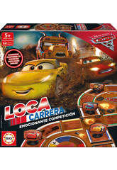 Brettspiel Cars 3 Mad Race Educa 17210